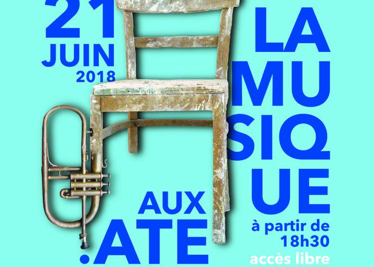 Faites De La Musique Aux Ateliers Du Vent à Rennes