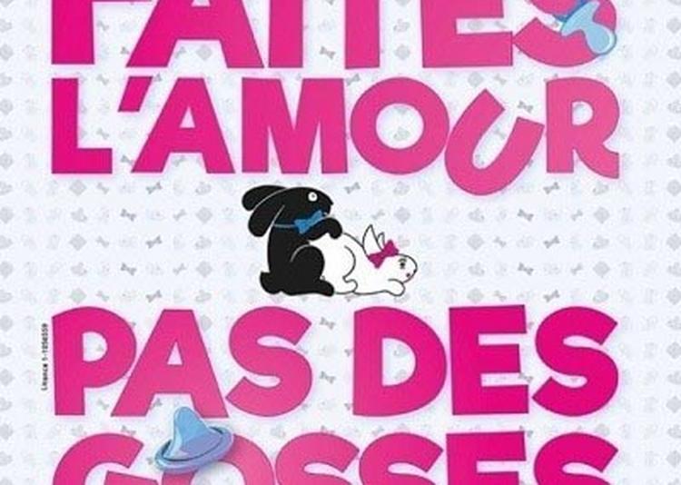 Faites L Amour Pas Des Gosses à Grenoble