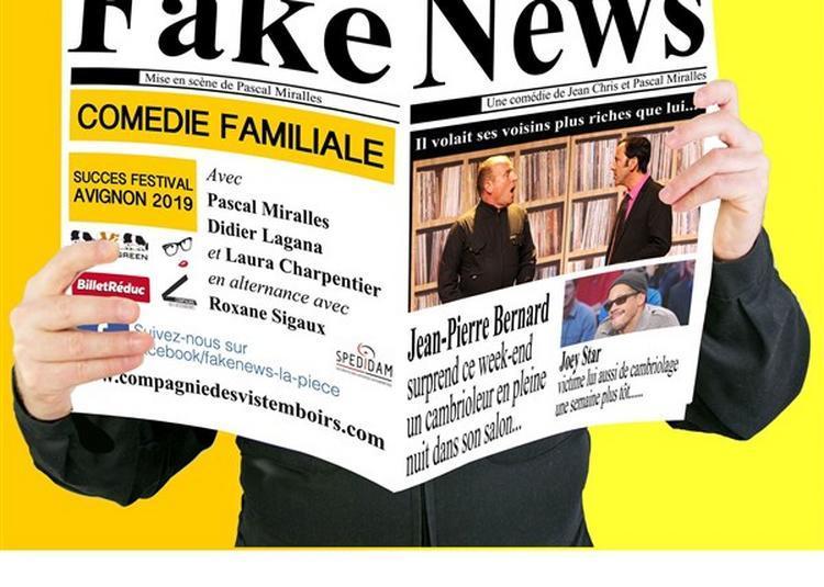 Fake News à Le Cres