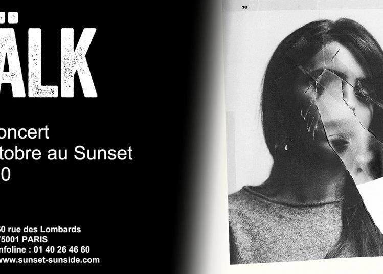 FäLK en concert à Paris 1er