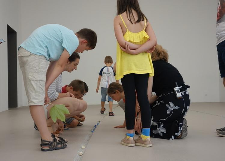 Family Sunday - L'institut D'art Contemporain Côté Coulisses à Villeurbanne