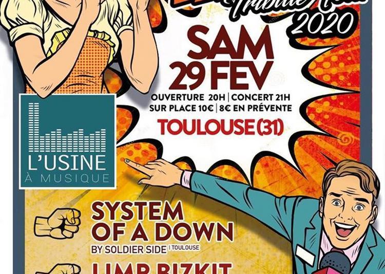 Family Values Tribute Tour 2020 à Toulouse