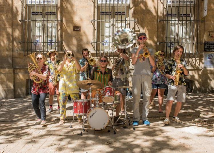 Fanfare 3Francs6Sous : Les Marseillais Montent à Paris ! à Paris 11ème
