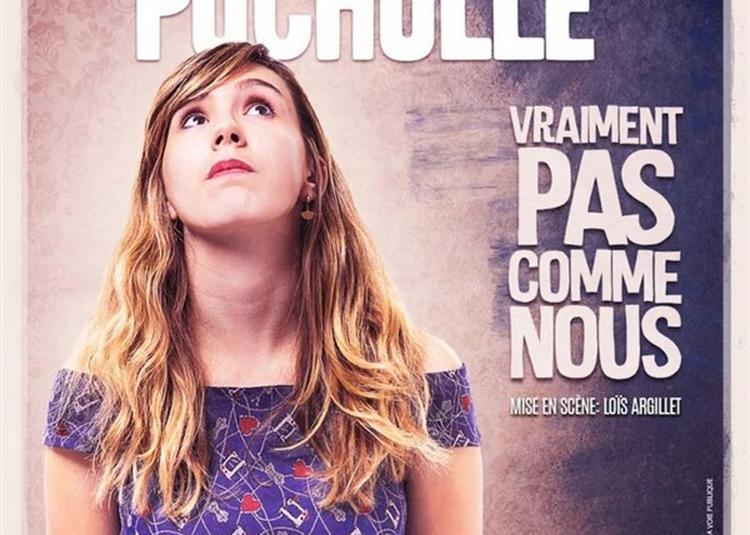 Fanny Pocholle Dans Vraiment Pas Comme Nous à Bordeaux