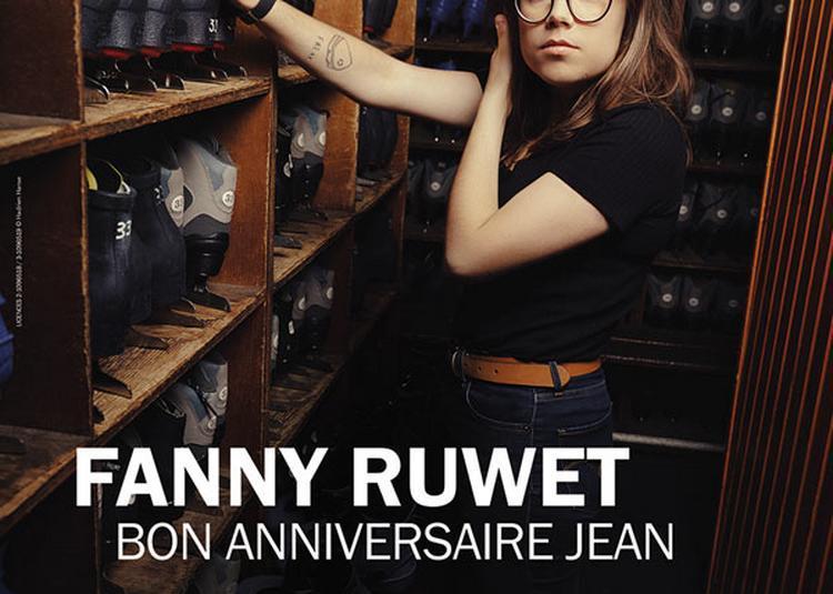Fanny Ruwet - Bon Anniversaire Jean à Paris 5ème