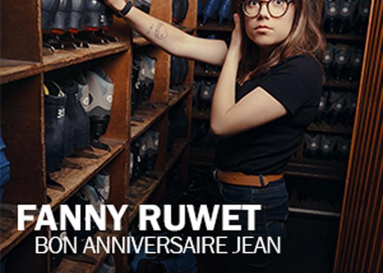 Fanny Ruwet à Besancon
