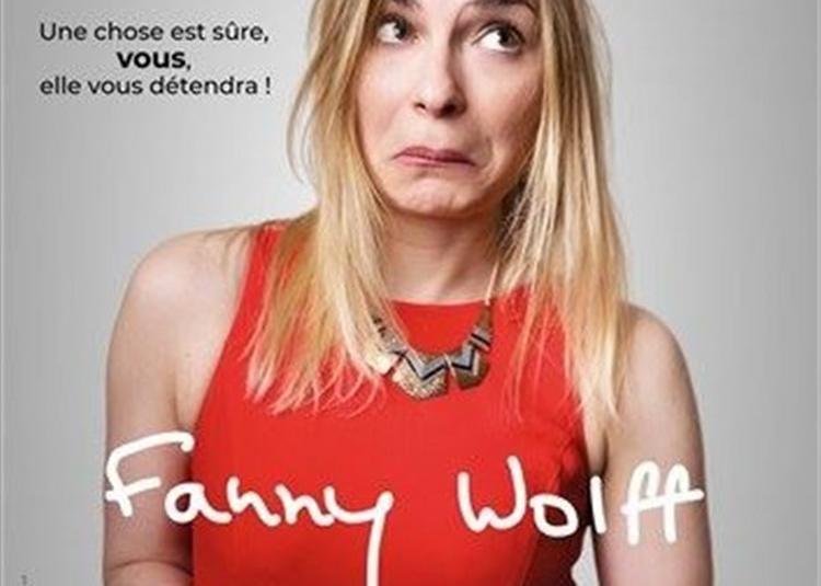 Fanny Wolff Dans (Dé)tendue ! à Bourg les Valence