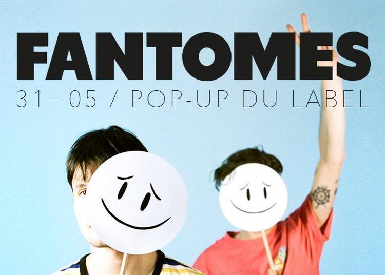 Fantomes Release Party à Paris 12ème