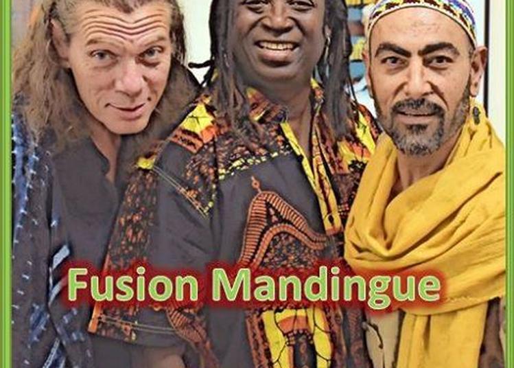 Faso Trio en Concert (à la fusion mandingue) à Marseille