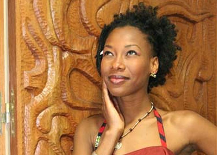 Fatoumata Diawara à Le Grand Quevilly