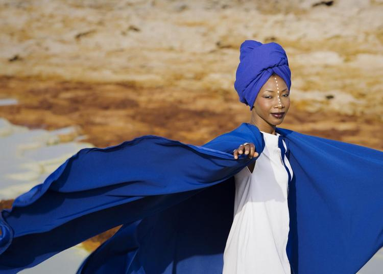 Fatoumata Diawara à Ibos