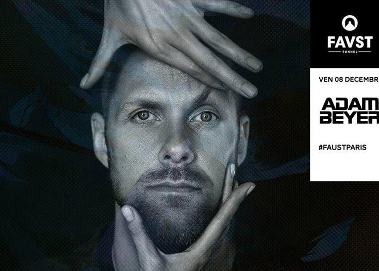 Faust : Adam Beyer à Paris 8ème