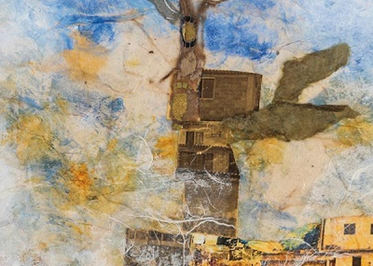 Faveleiro : collages de Mariana Caetano à Combourg