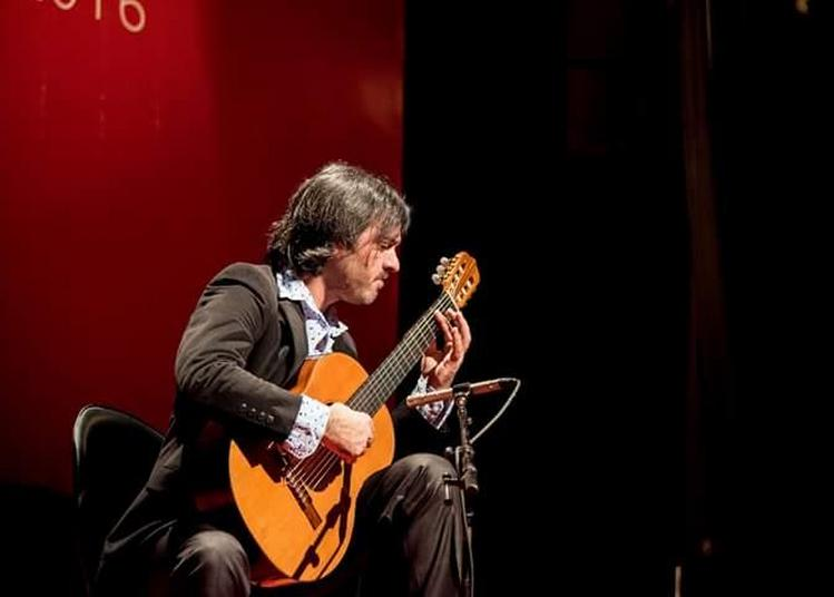 La Nouvelle Musique Argentine à la guitare a à Lyon