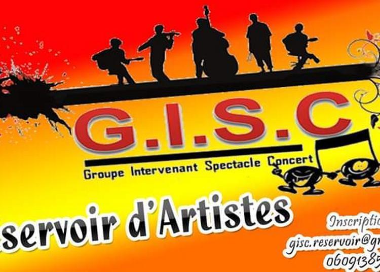 Plateau d artistes du réservoir gisc à Carcassonne