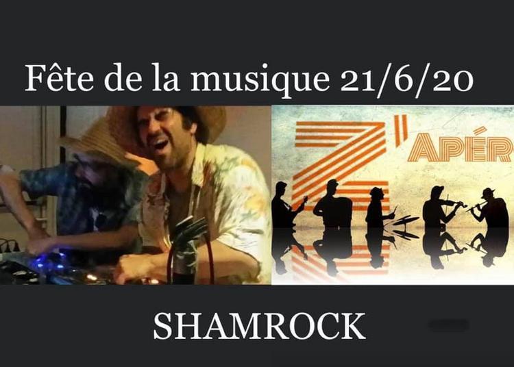 FDLM au Shamrock Pub à Lorient