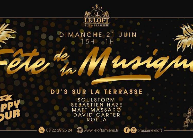 Le Loft fête la musique à Amiens