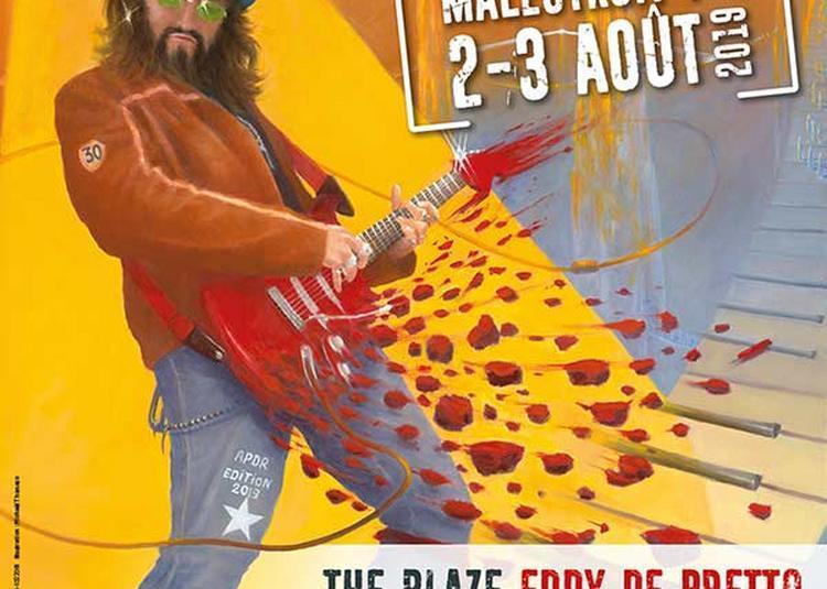 Festival Au Pont du Rock - Pass 1 jour à Malestroit