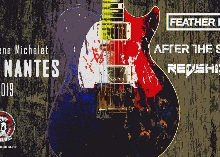 Feather Inc, After The Sun et Redshift à Nantes