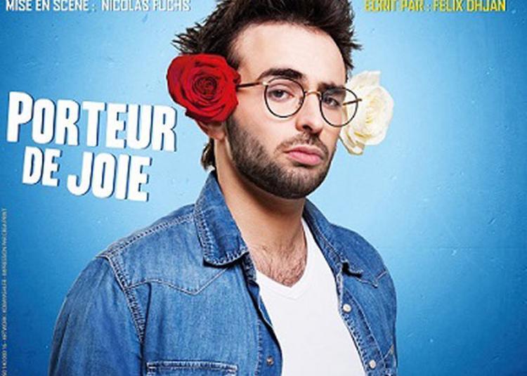 Felix - Porteur De Joie à Paris 3ème