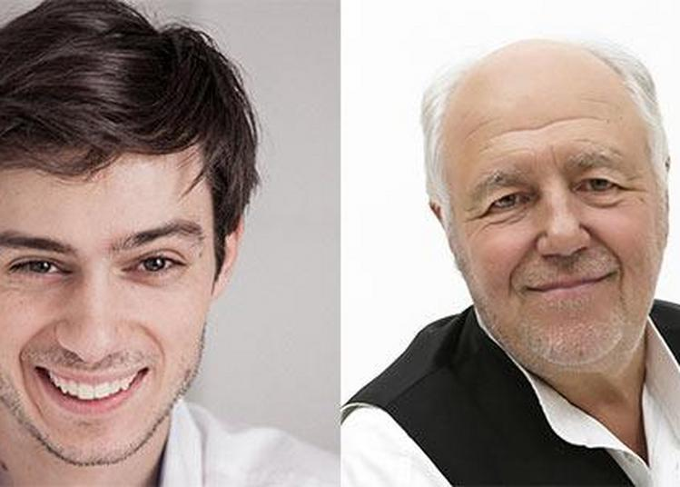 Felix Radu + Marc Jolivet à Crillon le Brave