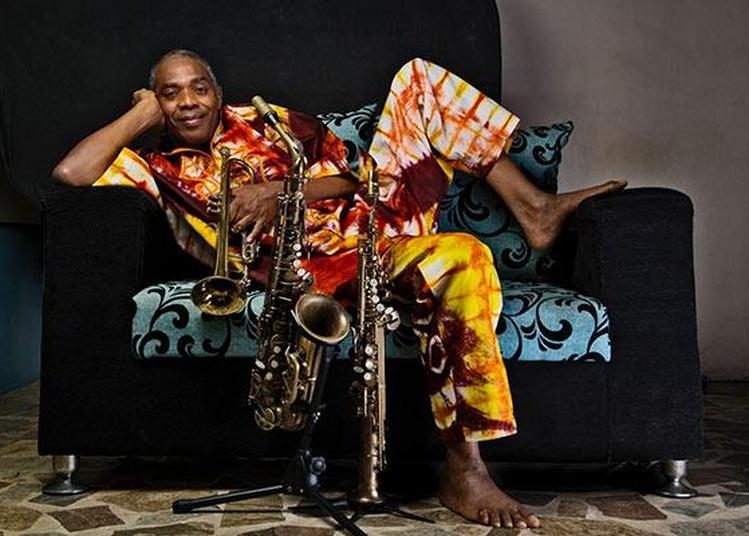 Femi Kuti & The Positive Force à Gennevilliers