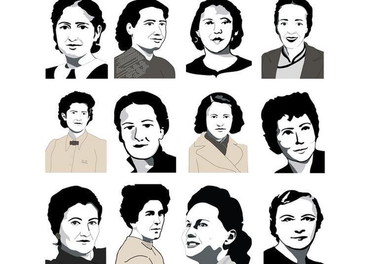 Femmes D'engagements Visite Guidée Thématique Du Mémorial Des Martyrs De La Déportation à Paris 4ème