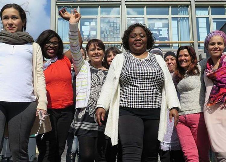 Femmes du monde en Seine-Saint-Denis à Bobigny