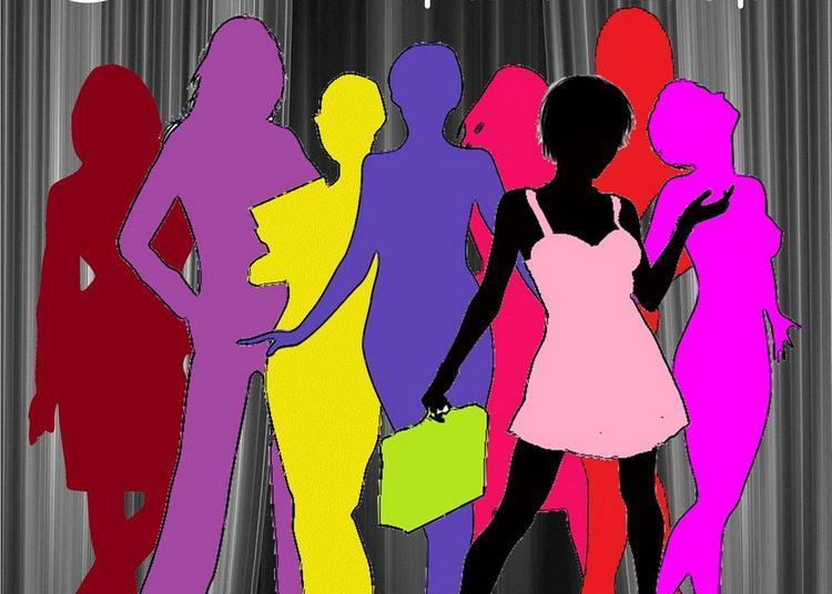 8 femmes pour 1 scène d'après Gérard Levoyer à Nimes