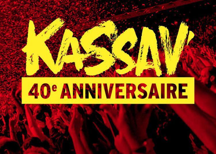 Kassav' au Ferté Jazz Festival 2021 à La Ferte Sous Jouarre