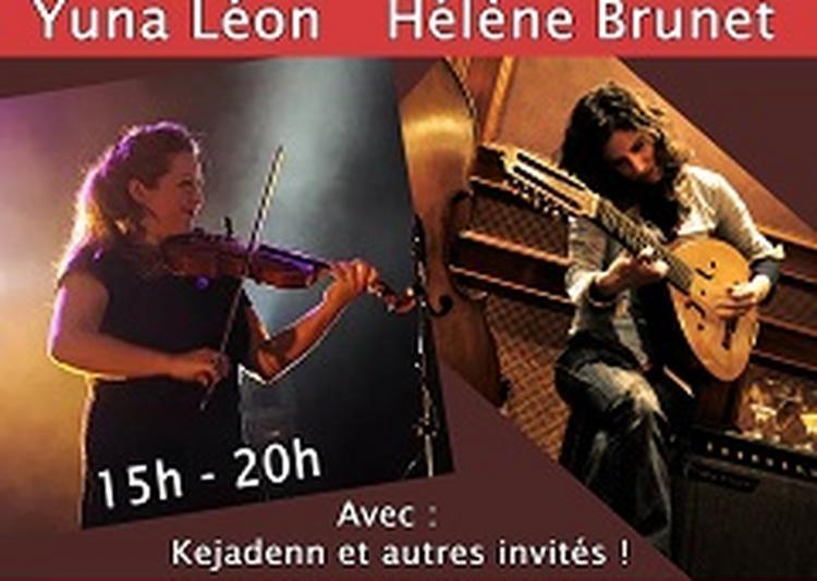 Fest-Deiz à la Mission Bretonne à Paris 14ème