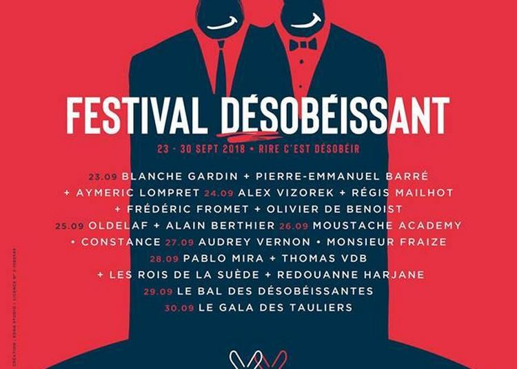 Festival Désobéissant 2018