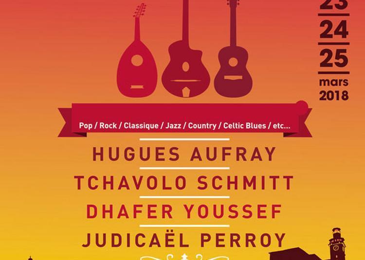 Festival Guitares Au Beffroi 2018