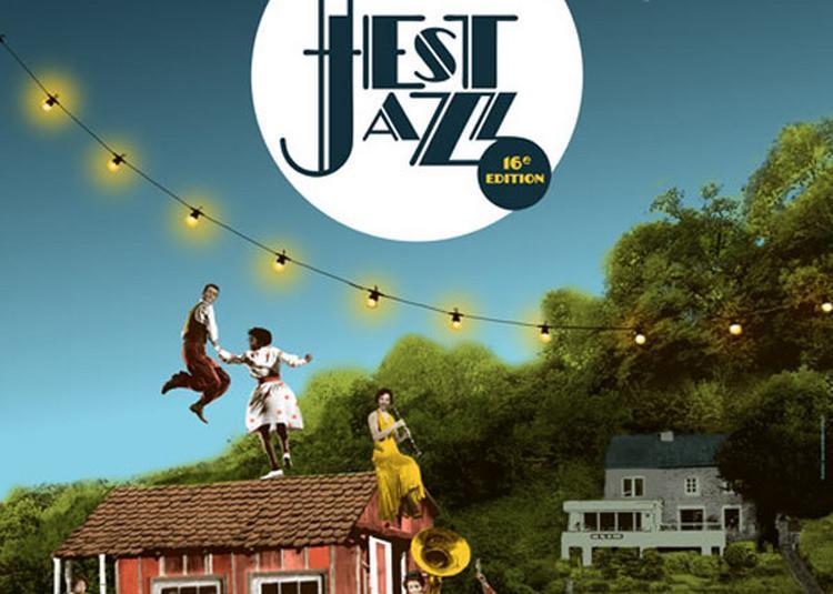 Fest Jazz 2020 - 16eme Edition 3 Jours à Chateauneuf du Faou
