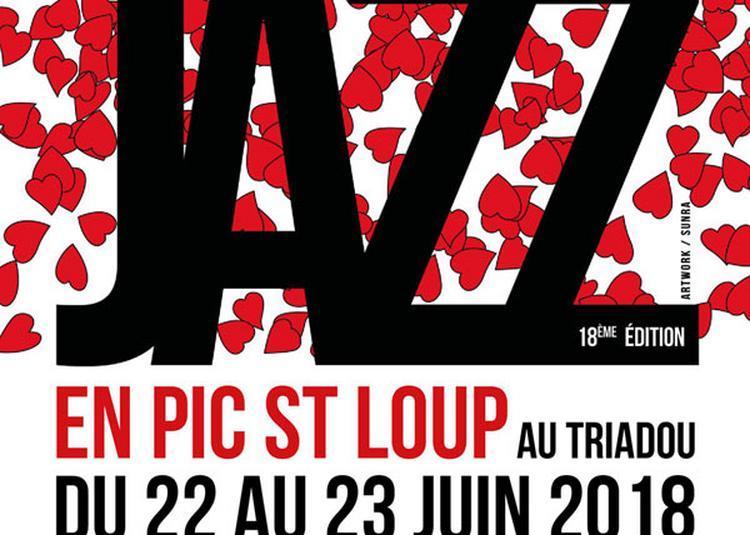 Fest Jazz En Pic St Loup 2018