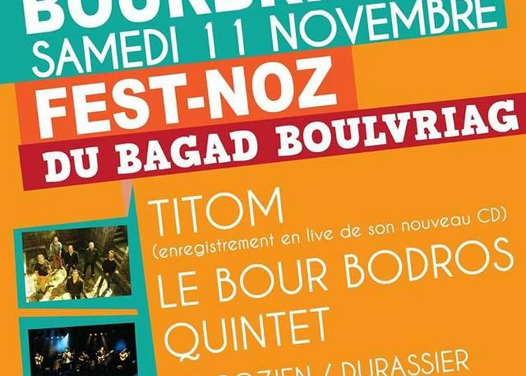 Fest-Noz du Bagad Boulvriag à Bourbriac