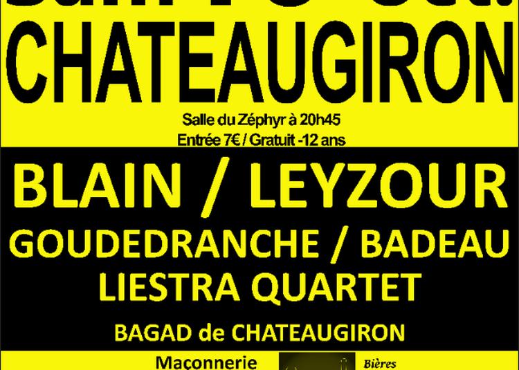 Fest-noz 2020 du Bagad Châteaugiron à Chateaugiron