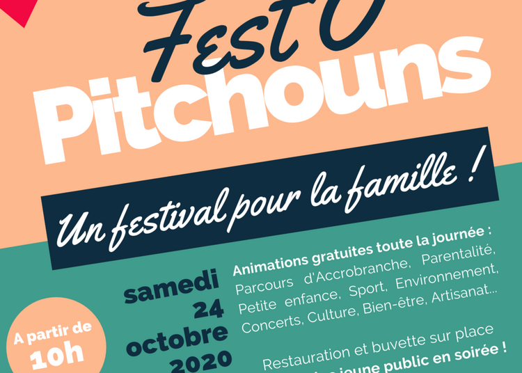 Fest'O Pitchouns 2020
