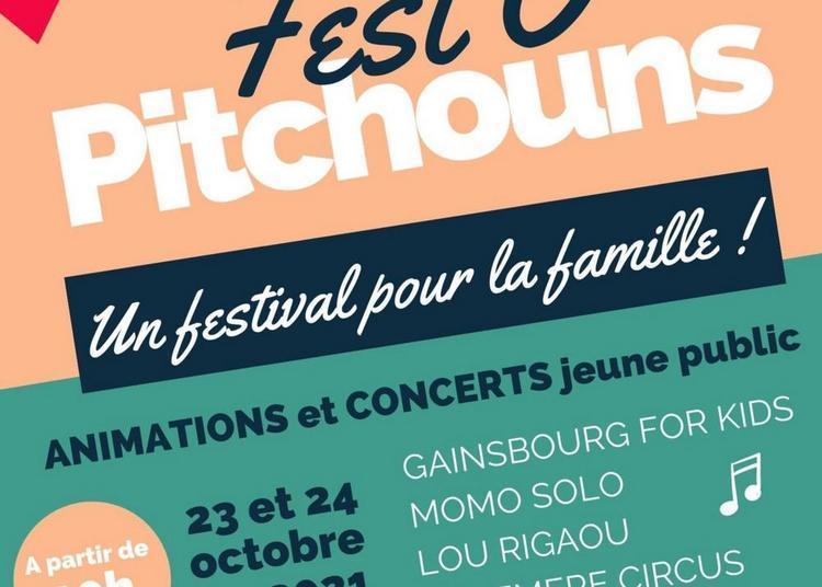 Fest'O Pitchouns 2021