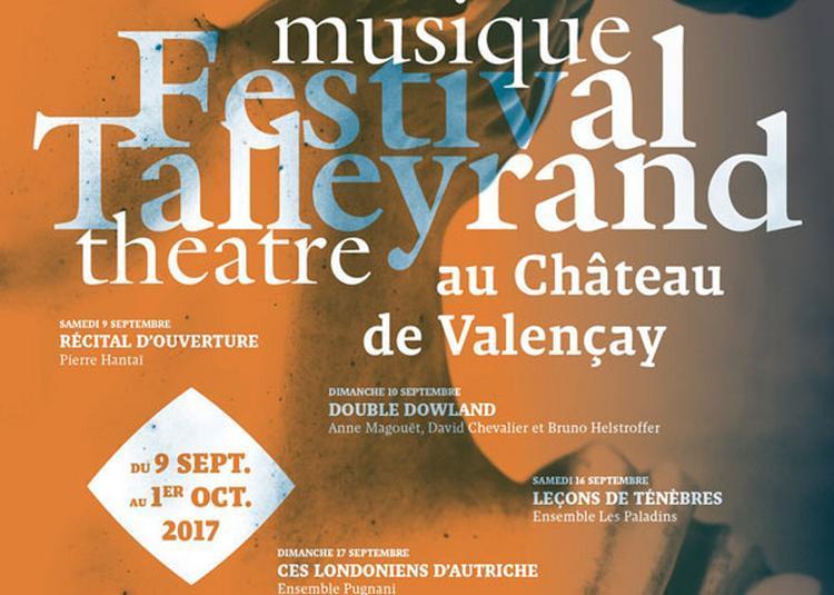 Fest. Talleyrand - Jasmin Toccata à Valencay