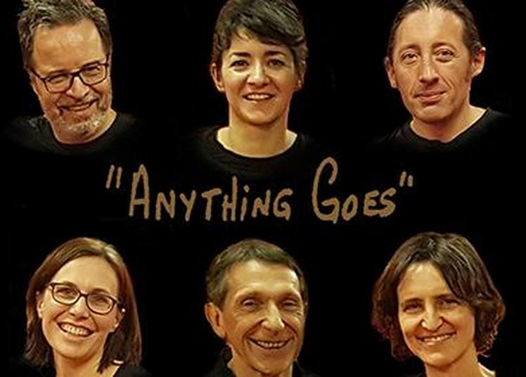Festival 10 De Choeurs 2019 - Anything Goes à Paris 10ème