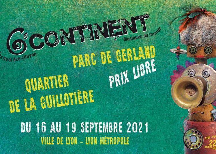 Festival 6e Continent 2021