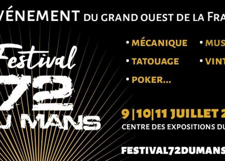 Festival 72 du Mans 2021