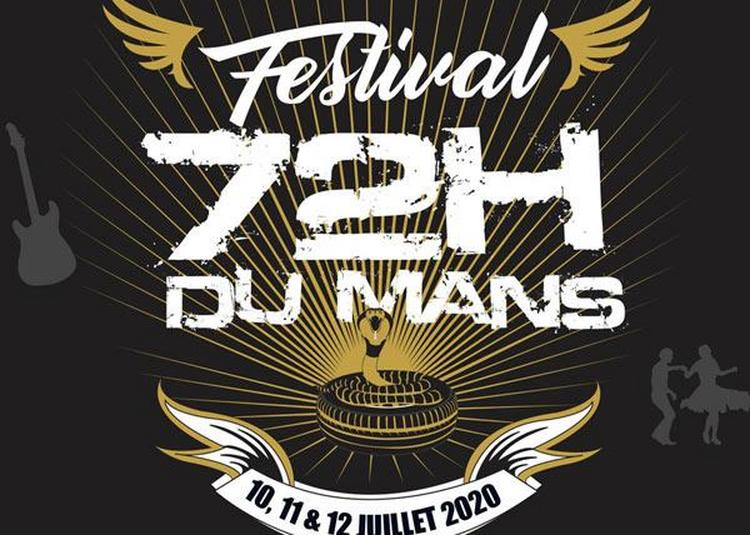 Festival 72h Du Mans - Pass 1 Jour à Le Mans