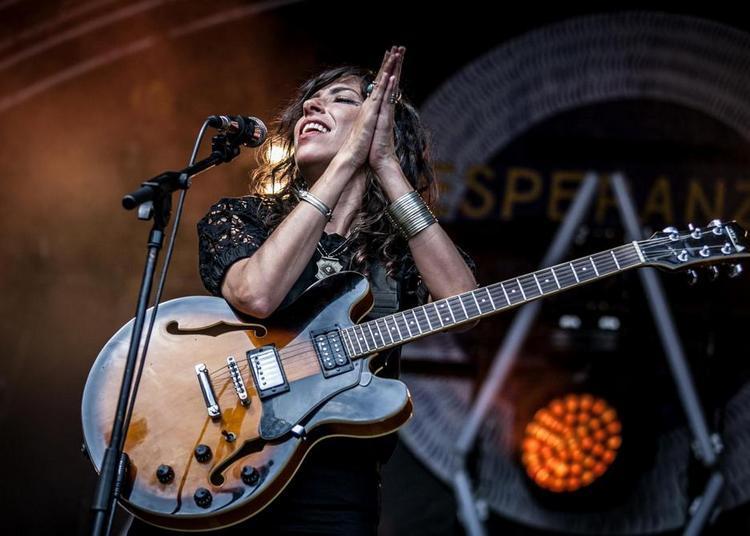 Festival Ah la belle saison : Goodbye Persil - Djazia Satour à Cran Gevrier