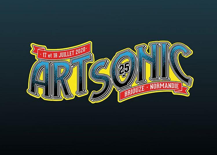 Festival Art Sonic - 25 Ans ! - P2j à Briouze