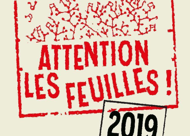 Festival Attention les Feuilles ! 2019