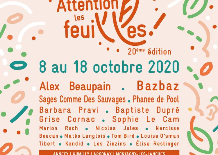 Festival Attention les Feuilles ! 2020