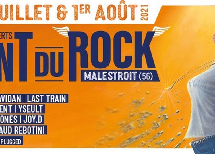 Festival Au Pont Du Rock 2021 à Malestroit