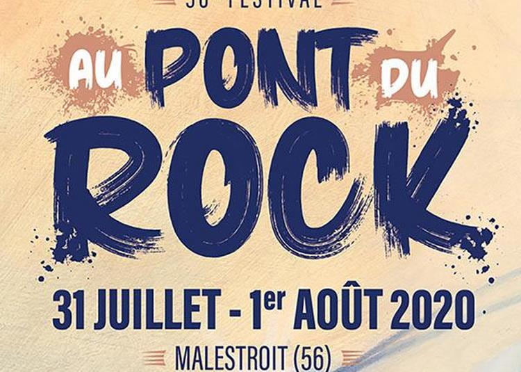 Pont Du Rock 1 Jour - Vendredi à Malestroit